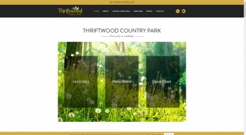 Thriftwood Holiday Park | Home |