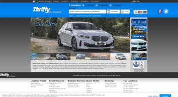 Thrifty Car & Van Rental