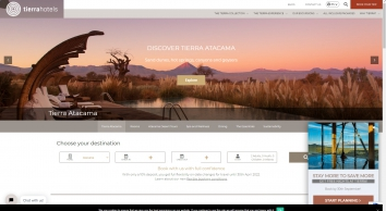Tierra Hotels - Adventure & Spa Lodges in Chile