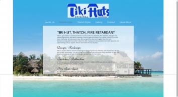 Construction | Tiki Huts