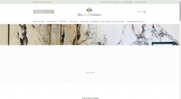 Porcelain Floor Tile | Slate Bathroom Tiles | handmade terracotta floor tiles | Tiles and Mosaics