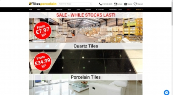 Huge UK Stocks. Porcelain Tiles at Sale Prices for Wall, Kitchen & Floor