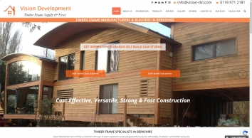 Timber Frame Suppliers