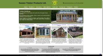 Sussex Timber