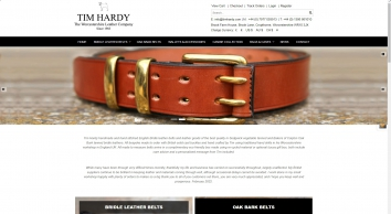 Tim Hardy Worcestershire Leather Company