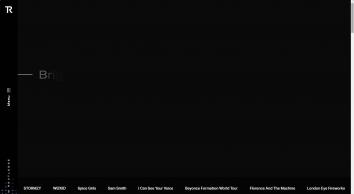 Lighting Programmer - Tim Routledge