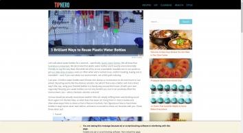 5 Brilliant Ways to Reuse Plastic Water Bottles - TipHero