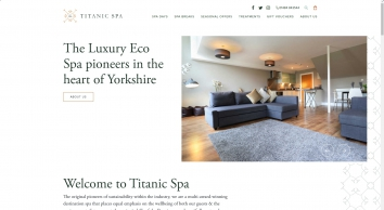Titanic Spa: Spa Breaks in Yorkshire