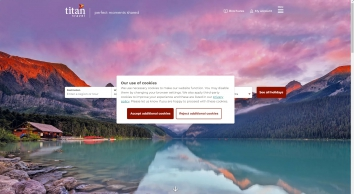 Titan Travel Ltd