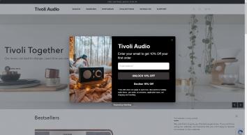 Tivoli Audio Home - Tivoli Audio UK
