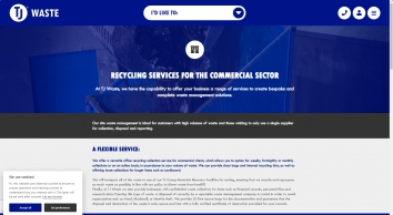 T J Waste & Recycling Ltd