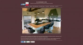 TJ JOINERY LTD - Bespoke Cotswold Kitchens, Bathrooms & Bedrooms