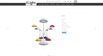 t\'light shopping site
