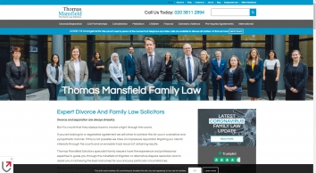 Thomas Mansfield Family Law Family Law & Divorce Solicitors