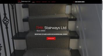Bespoke joinery by TMK Stairways Ltd