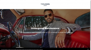 Sale Now On | Up To 60% Off: mens shirts, suits, ties | T.M.Lewin