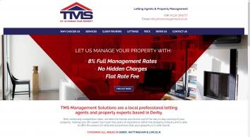 TMS Management Solutions Ltd, Derby