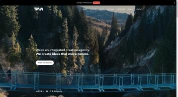 TMW Unlimited - An Award Winning Customer Engagement Agency