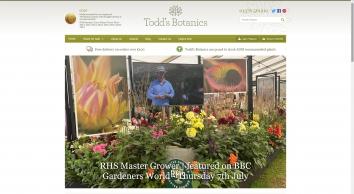 Todd\'s Botanics