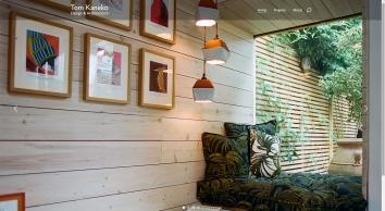 Tom Kaneko - Design & Architecture