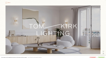 Tom Kirk Lighting   Contemporary Lighting Design & Manufacture