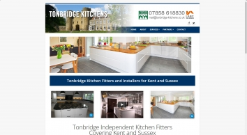 Tonbridge Kitchen Fitters Kent