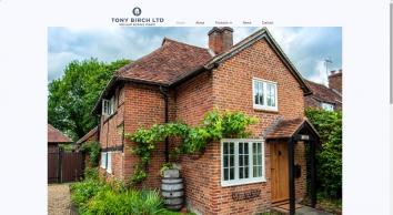 Tony Birch ltd