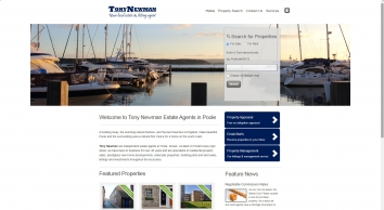 Tony Newman Estate Letting Agents , Poole