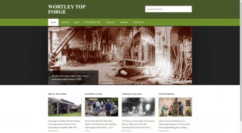Wortley Top Forge Industrial Museum