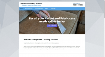 TopNotch Cleaning Services