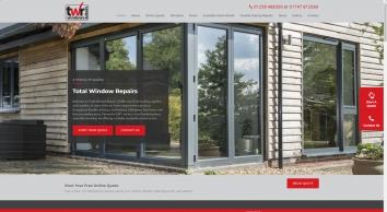 Total Window Repairs Ltd