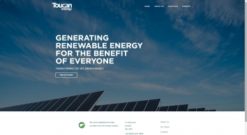 Toucan Energy   Transforming the UK Energy Market