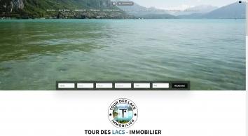 Tour des Lacs Immobilier, Annecy