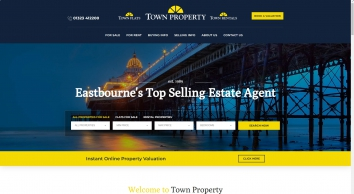 Eastbourne Estate Agents. Town Property