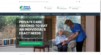 Town&Country Homecare Limited - Homepage