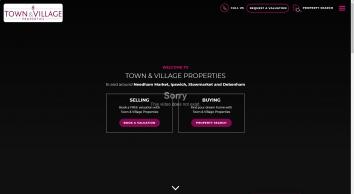 Town & Village Property - Estate Agents Suffolk