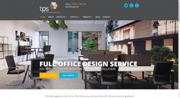 TPS OFFICE FURNITURE LTD