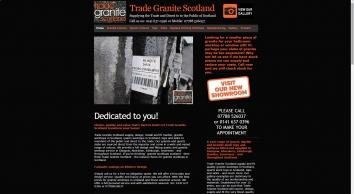 Trade Granite Scotland