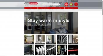 Radiators - Heated Towel Rails - Trade Radiators