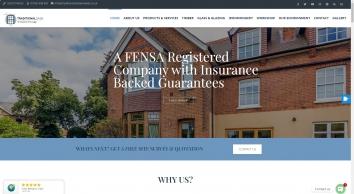 Traditional Sash Windows