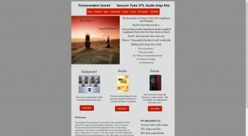 Transcendent Sound  Vacuum Tube Audio Kits