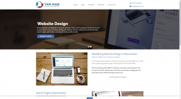 Website Design and SEO in Tameside and Manchester
