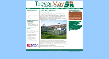 Trevor May Contractors | At the surface of sport