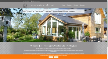 Architects in Nottingham - Trevor Muir - New Builds & Renovations