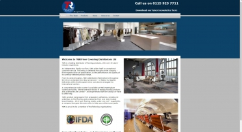 TR Flooring, Floor covering wholesaler and distributor, Nottingham