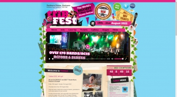 Tribfest - The world\'s biggest tribute band music festival held in East Yorkshire                                               Tribfest