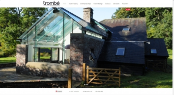 Trombe - The Architecture of Glass