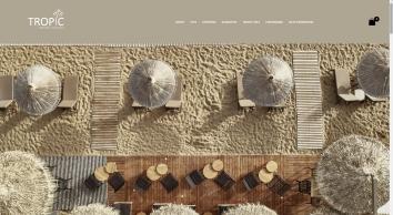 TROPIC - Palm Thatch Constructions, Kiosks & Gazebos,  Tropical Umbrellas & Roof