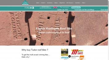 Tudor Roof Tiles Hand made Peg and Plain Roof Tiles