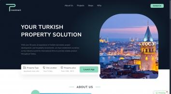 Turkey Investment Property, London